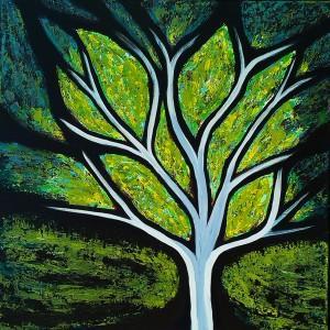 Nete Thomsen, Træ eller flod