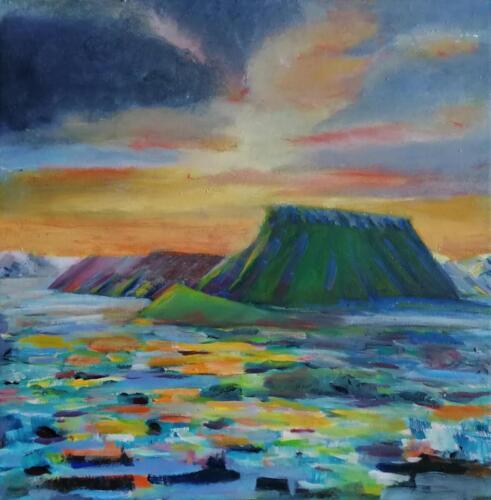 Lys i højlandet - Nete Thomsen