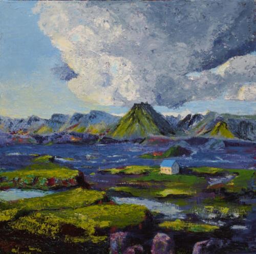 Nete Thomsen, Hus i vildmarken