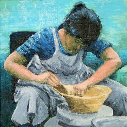 Nete Thomsen, Keramiker