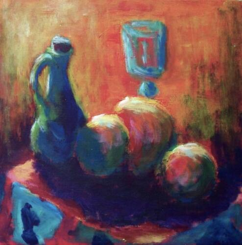 Nete Thomsen, Studie 3 farver