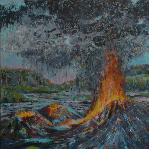 Nete Thomsen, Vulkan